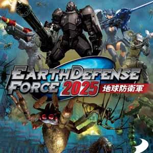 Earth Defense Force 2025 Xbox 360 Code Kaufen Preisvergleich