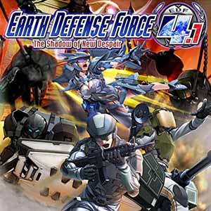 Earth Defense Force 4.1 The Shadow of New Despair Key Kaufen Preisvergleich