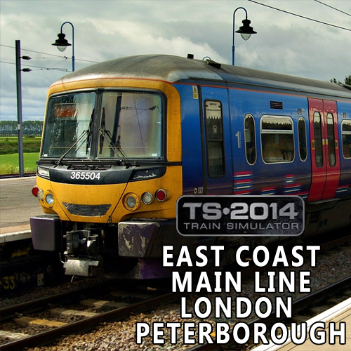 Train Simulator East Coast Main Line London Peterborough Key Kaufen Preisvergleich