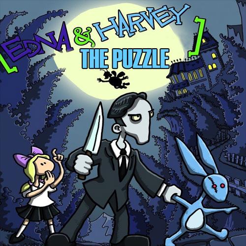 Edna & Harvey The Puzzle Key Kaufen Preisvergleich