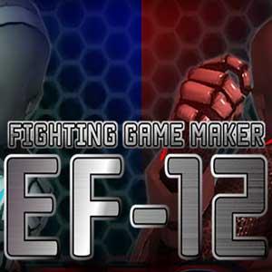EF-12 Fighting Game Maker