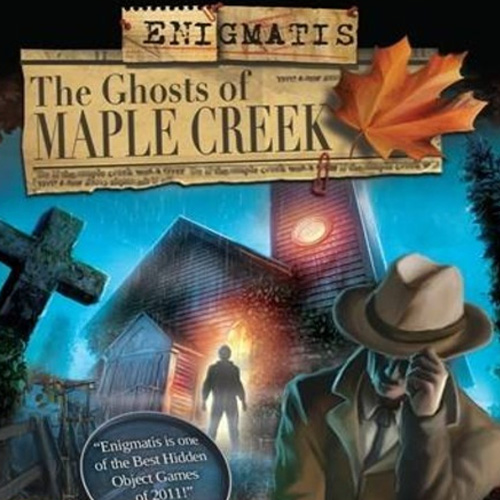 Enigmatis The Ghosts of Maple Creek Key Kaufen Preisvergleich
