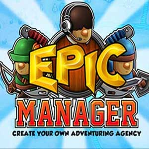 Epic Manager Create Your Own Adventuring Agency