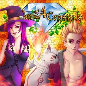 Epic Quest of the 4 Crystals Key Kaufen Preisvergleich