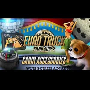 Euro Truck Simulator 2 Cabin Accessories Key Kaufen Preisvergleich