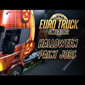 Euro Truck Simulator 2 Halloween Paint Jobs Key Kaufen Preisvergleich
