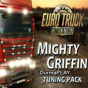 euro truck simulator 2 mighty griffin tuning pack cd key. Black Bedroom Furniture Sets. Home Design Ideas