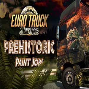 Euro Truck Simulator 2 Prehistoric Paint Jobs Pack Key Kaufen Preisvergleich
