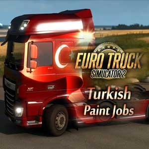 Euro Truck Simulator 2 Turkish Paint Jobs Pack Key Kaufen Preisvergleich