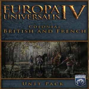 Europa Universalis 4 Colonial British and French Unit Pack Key Kaufen Preisvergleich
