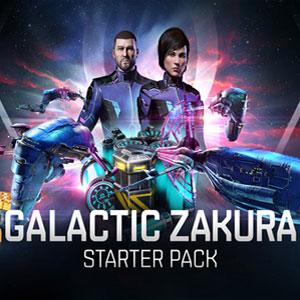 EVE Online Galactic Zakura Starter Pack