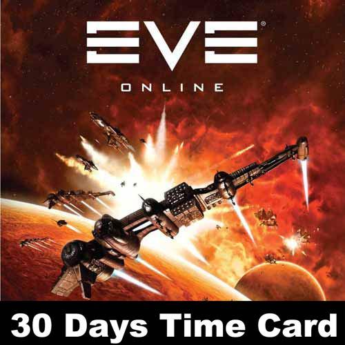 EVE Online 30 Tage Prepaid Karte kaufen