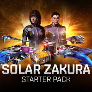 EVE Online Solar Zakura Starter Pack
