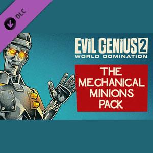 Evil Genius 2 Mechanical Minions Pack