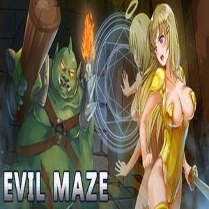 Evil Maze