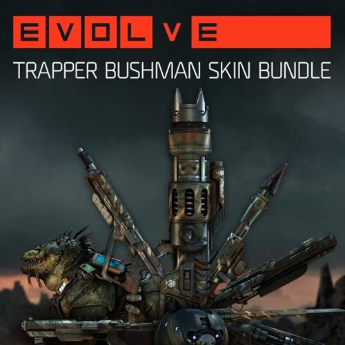 Evolve Trapper Bushman Skin Pack Key Kaufen Preisvergleich