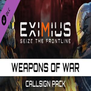 Eximius Exclusive Callsign Pack Weapons of War
