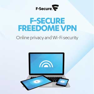 F-Secure FREEDOME VPN 2020