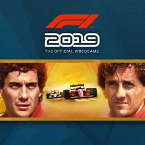 F1 2019 Legends Edition DLC