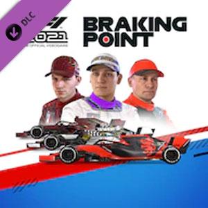Kaufe F1 2021 Braking Point Content Pack PS5 Preisvergleich