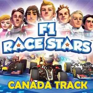 F1 Race Stars Canada Track