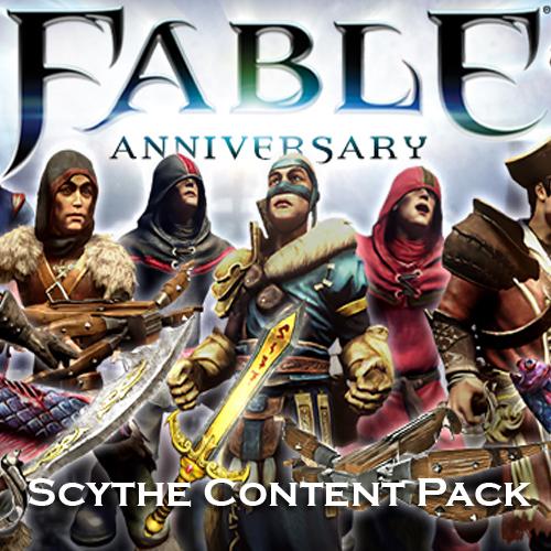 Fable Anniversary Scythe Content Pack Key Kaufen Preisvergleich