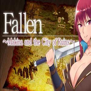 Fallen Makina and the City of Ruins CD Key kaufen Preisvergleich