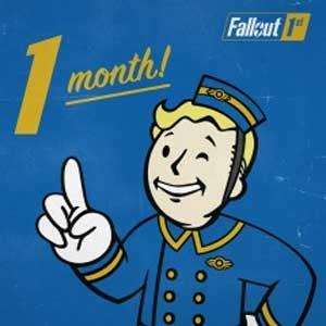 Fallout 1st 1 Monatige Mitgliedschaft