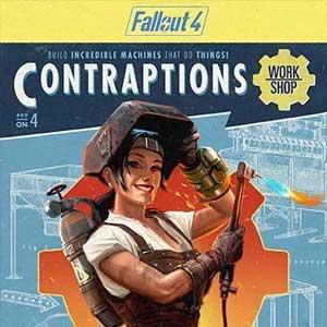 Fallout 4 Contraptions Workshop Key Kaufen Preisvergleich