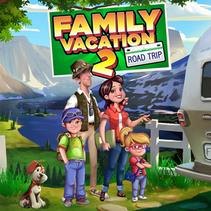 Family Vacation 2 Road Trip