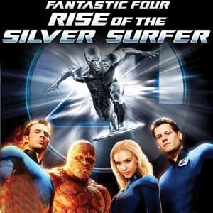 Fantastic Four Rise of the Silver Surfer PS3 Code Kaufen Preisvergleich