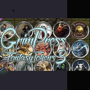 Fantasy Grounds Fantasy Token Pack 3