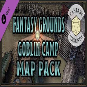 Fantasy Grounds FG Goblin Camp Map Pack