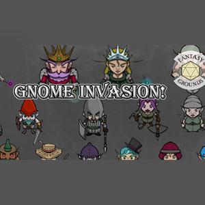Fantasy Grounds Gnome Invasion