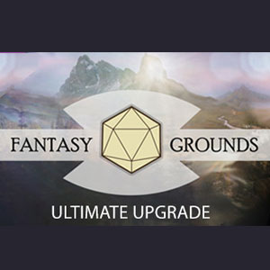 Fantasy Grounds Unity Ultimate License Upgrade