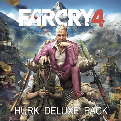 Far Cry 4 Hurk Deluxe Pack Key Kaufen Preisvergleich
