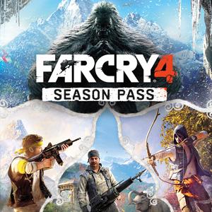 Far Cry 4 Season Pass PS4 Code Kaufen Preisvergleich