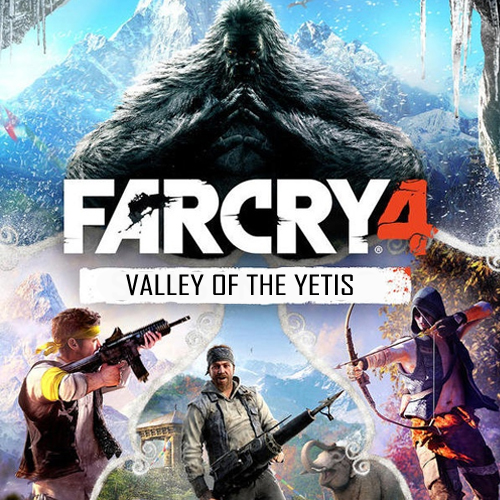Far Cry 4 Valley of the Yetis Key Kaufen Preisvergleich