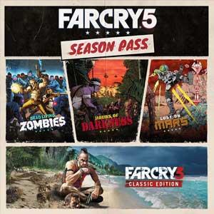 Kaufe Far Cry 5 Season Pass Xbox One Preisvergleich
