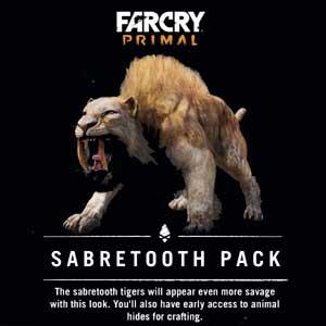 Far Cry Primal Sabretooth Pack Key Kaufen Preisvergleich