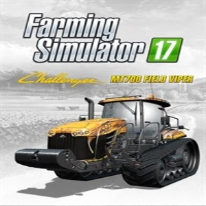 Farming Simulator 17 Challenger MT700E Field Viper