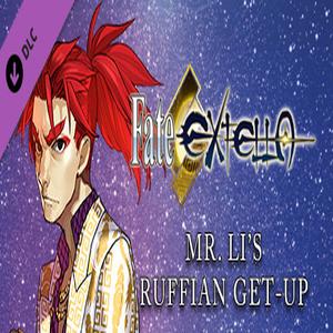 Fate EXTELLA Mr. Lis Ruffian Get Up