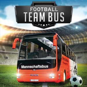Fernbus Simulator Add-on Football Team Bus