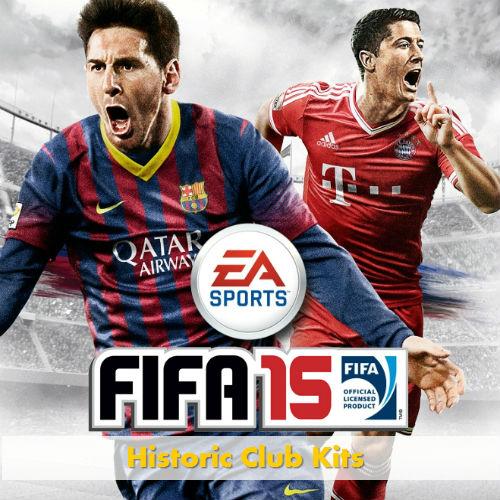 Fifa 15 Historic Club Kits Key Kaufen Preisvergleich