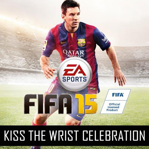 Fifa 15 Kiss the Wrist Celebration Key Kaufen Preisvergleich