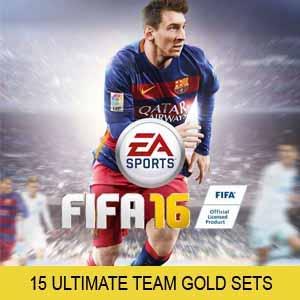 FIFA 16 15 Ultimate Team Gold Sets PS3 Code Kaufen Preisvergleich