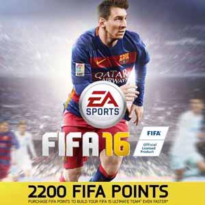 FIFA 16 2200 FUT Punkte Gamecard Code Kaufen Preisvergleich