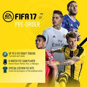 FIFA 17 Preorder Bonus Xbox One Code Kaufen Preisvergleich