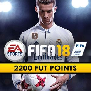 FIFA 18 2200 FUT Punkte Key Kaufen Preisvergleich