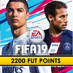 FIFA 19 2200 FUT Punkte